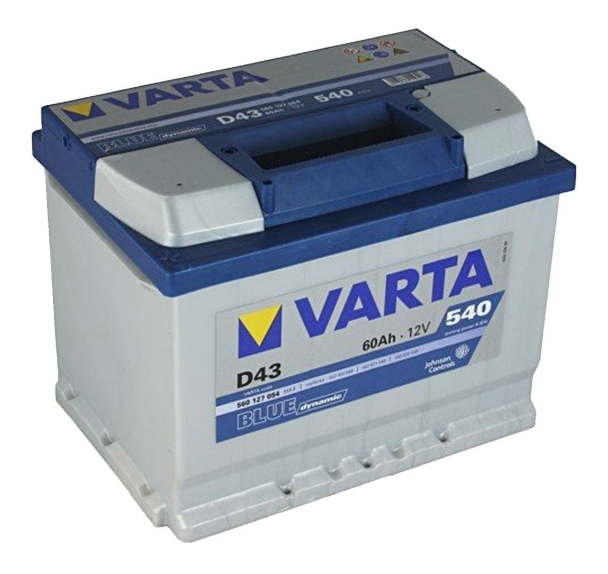 Varta Blue Dynamic D43